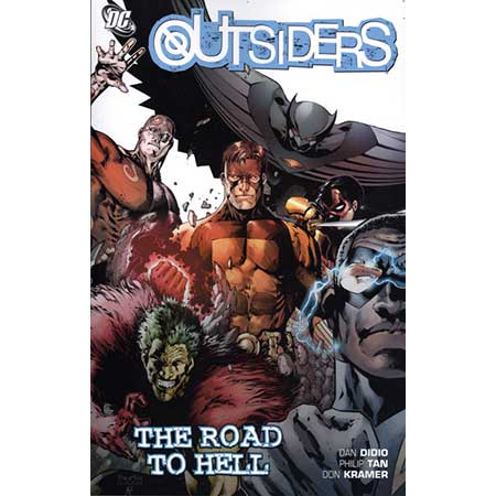 Outsiders The Road To Hell