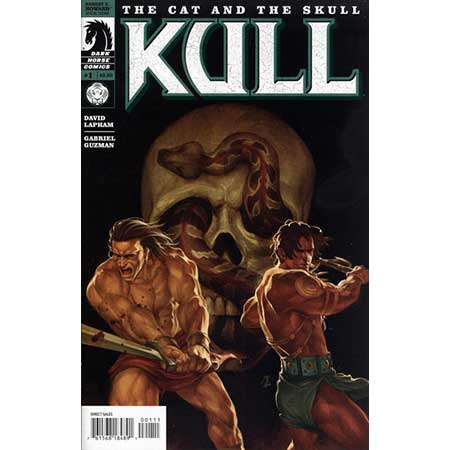 Kull That Cat & The Skull #1