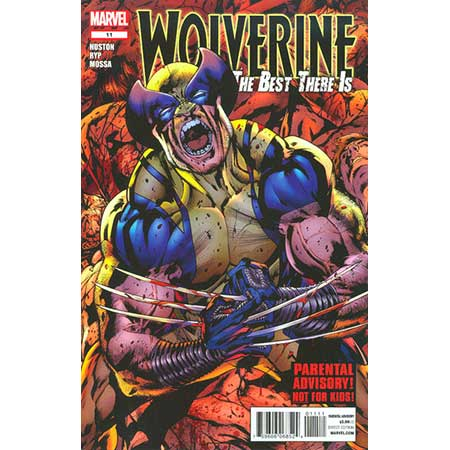 Wolverine Best There Is #11