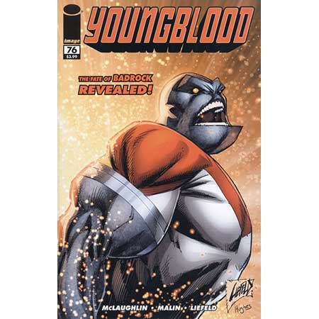Youngblood #76