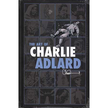 Art Of Charlie Adlard
