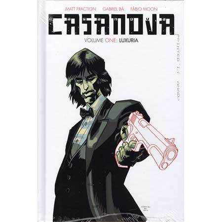 Casanova Complete Edition Vol 1 Luxuria