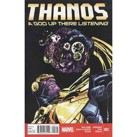 Thanos A God Up There Listening #2