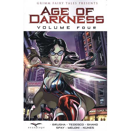 Grimm Fairy Tales Age Of Darkness Vol 4