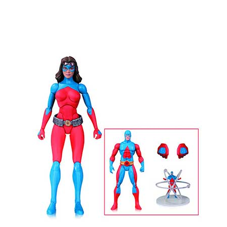 DC Comics Icons Atomica Deluxe Action Figure