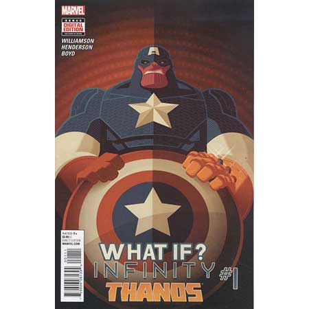 What If Infinity Thanos #1