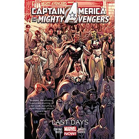 Captain America And Mighty Avengers Last Days Vol 2