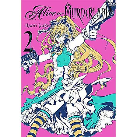 Alice In Murderland Vol 2