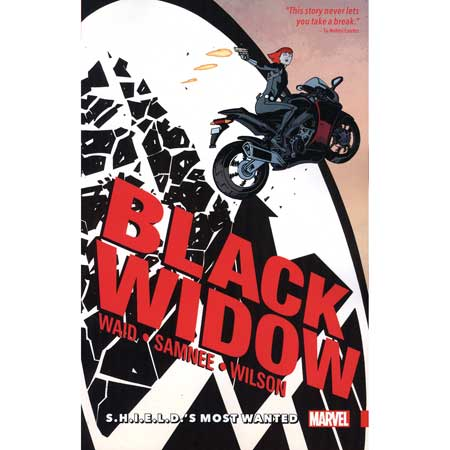 Black Widow Vol 1 Shields Most Wanted