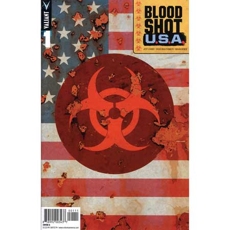 Bloodshot Usa #1