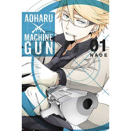 Aoharu X Machinegun Vol 1