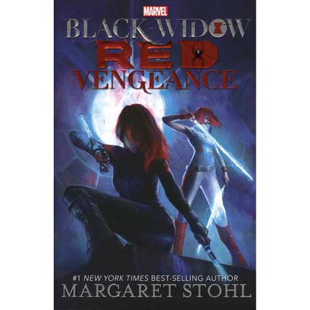 Black Widow Novel Red Vengeance