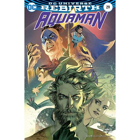 Aquaman #29 Variant Edition