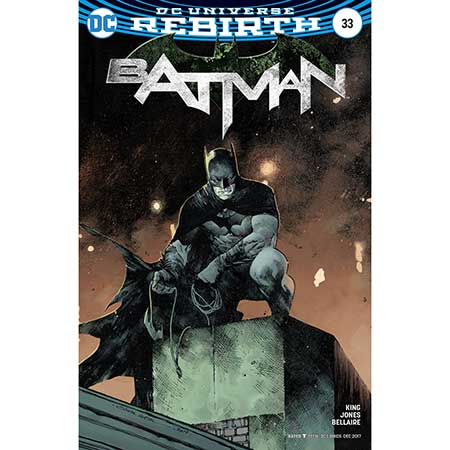 Batman #33 Variant Edition