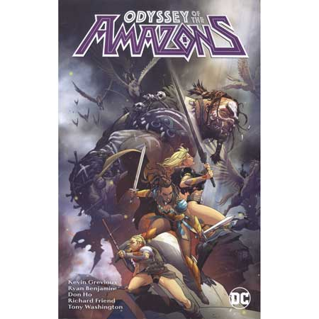 Odyssey Of The Amazons