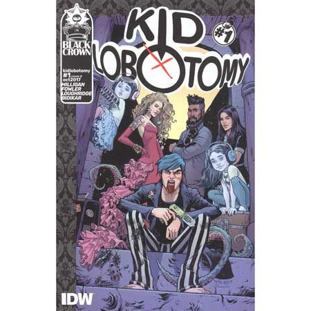 Kid Lobotomy #1
