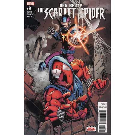 Ben Reilly Scarlet Spider #9