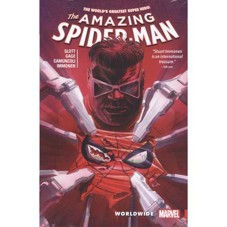 Amazing Spider-Man Worldwide Vol 3