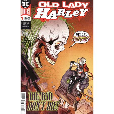 Old Lady Harley #1