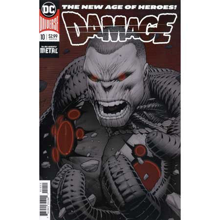 Damage #10 (Foil Cover)