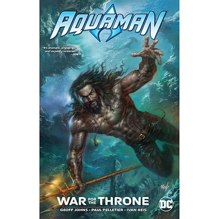 Aquaman War For The Throne