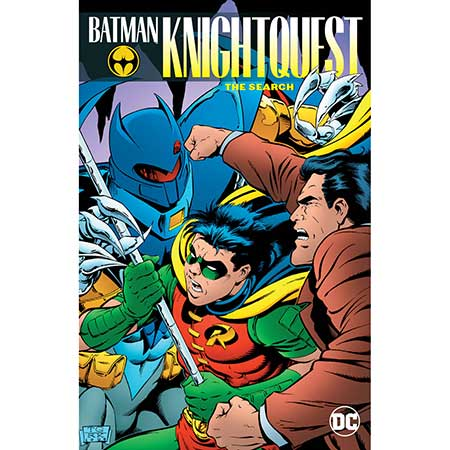 Batman Knightquest The Search