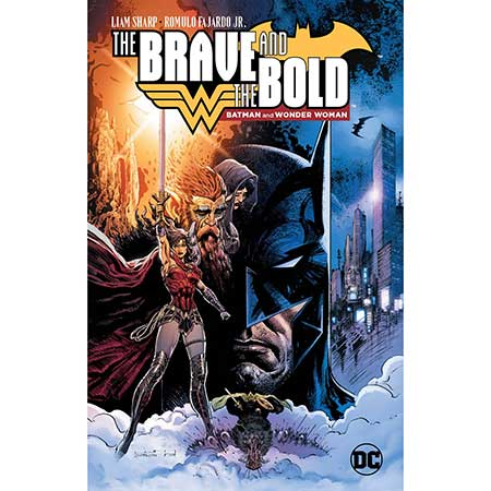 Brave And The Bold Batman And Wonder Woman