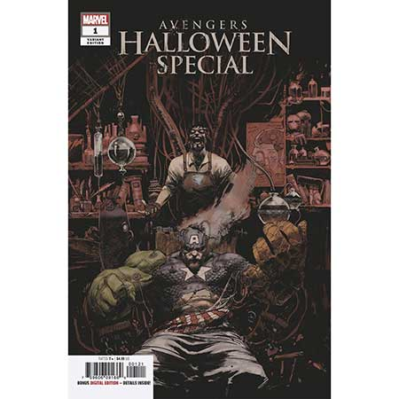 Avengers Halloween Special #1 Zaffino Variant