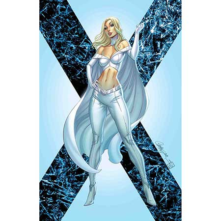X-Men Black Emma Frost #1