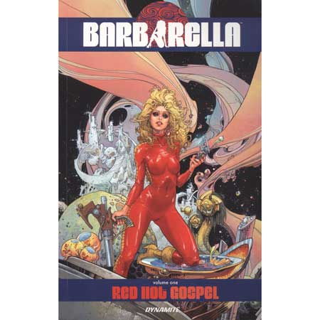 Barbarella Vol 1 Red Hot Gospel