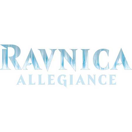 Magic The Gathering Tcg Ravnica Allegiance Bundle Pack