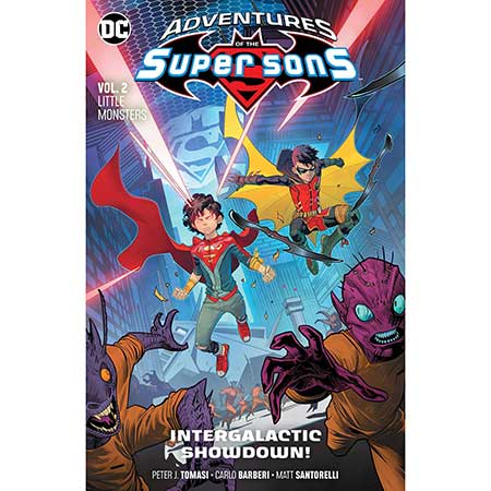Adventures Of The Super Sons Vol 2 Little Monsters