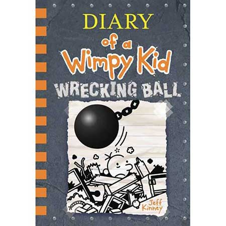 Diary Of A Wimpy Kid Vol 14 Wrecking Bal
