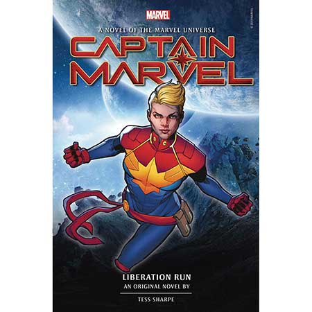 Captain Marvel Liberation Run