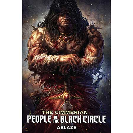 Cimmerian People Of Black Circle #3