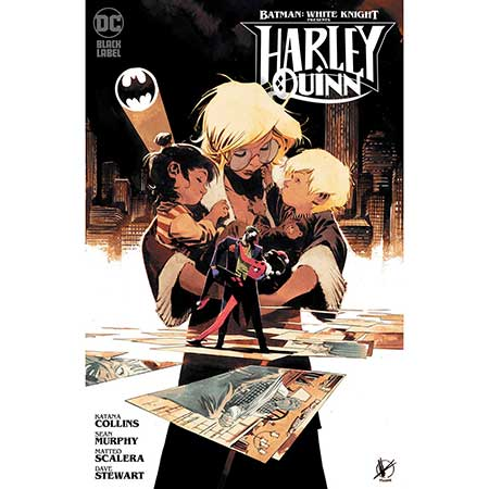 Batman White Knight Presents Harley Quinn #1 Cover B Matteo Scalera Variant