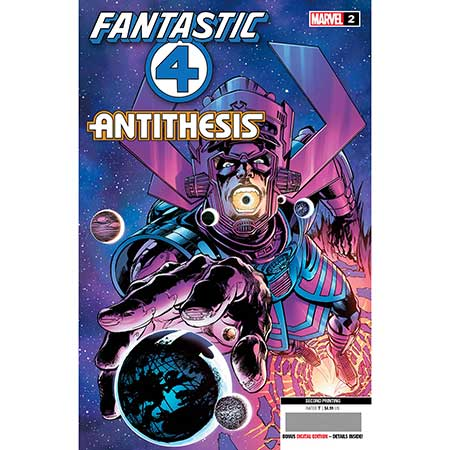 Fantastic Four Antithesis #2 2nd Ptg