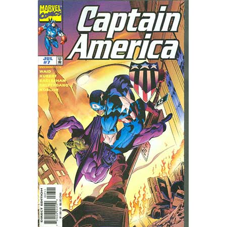 Captain America Vol.3 #07