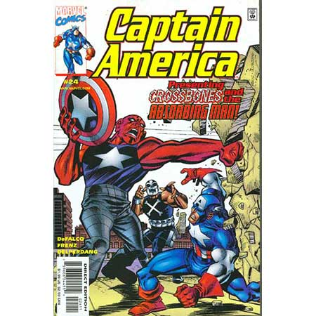 Captain America Vol.3 #24