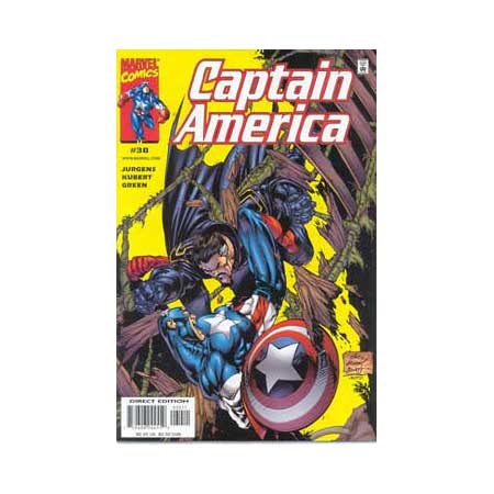 Captain America Vol.3 #30
