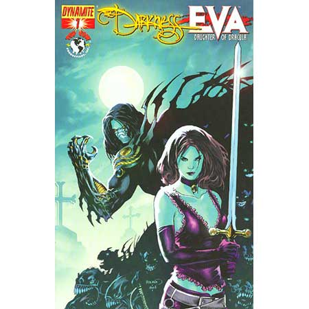 Darkness Vs Eva #1