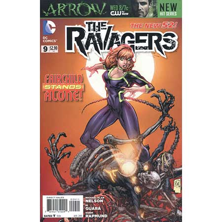 Ravagers #9