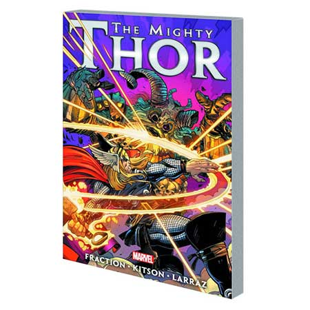 Mighty Thor By Matt Fraction Vol 3