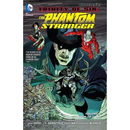 Phantom Stranger Vol 2 Breach Of Faith