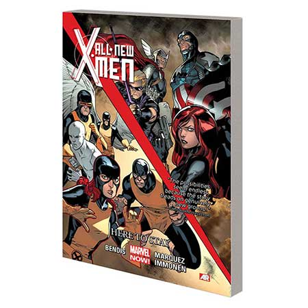 All New X-Men Vol 2 Here To Stay