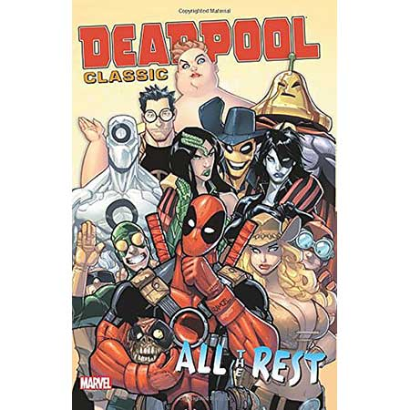 Deadpool Classic Vol 15 All Rest