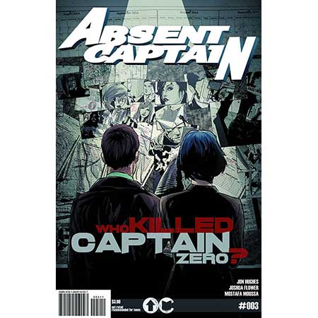 Absent Captain #3