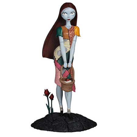 Nightmare Before Christmas Femme Fatales Sally PVC Figure