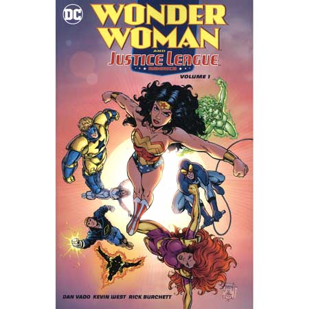 Wonder Woman & The Justice League America Vol 1