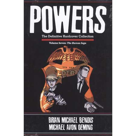 Powers Definitive Collection Vol 7 Bureau Saga